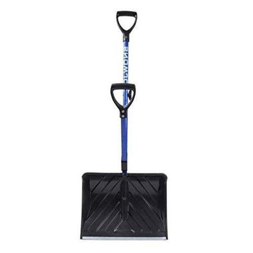 Snow Joe 18-IN Strain-Reducing Snow w/Spring Handle
