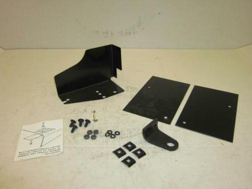 simplicity snow blower heat shield kit 4