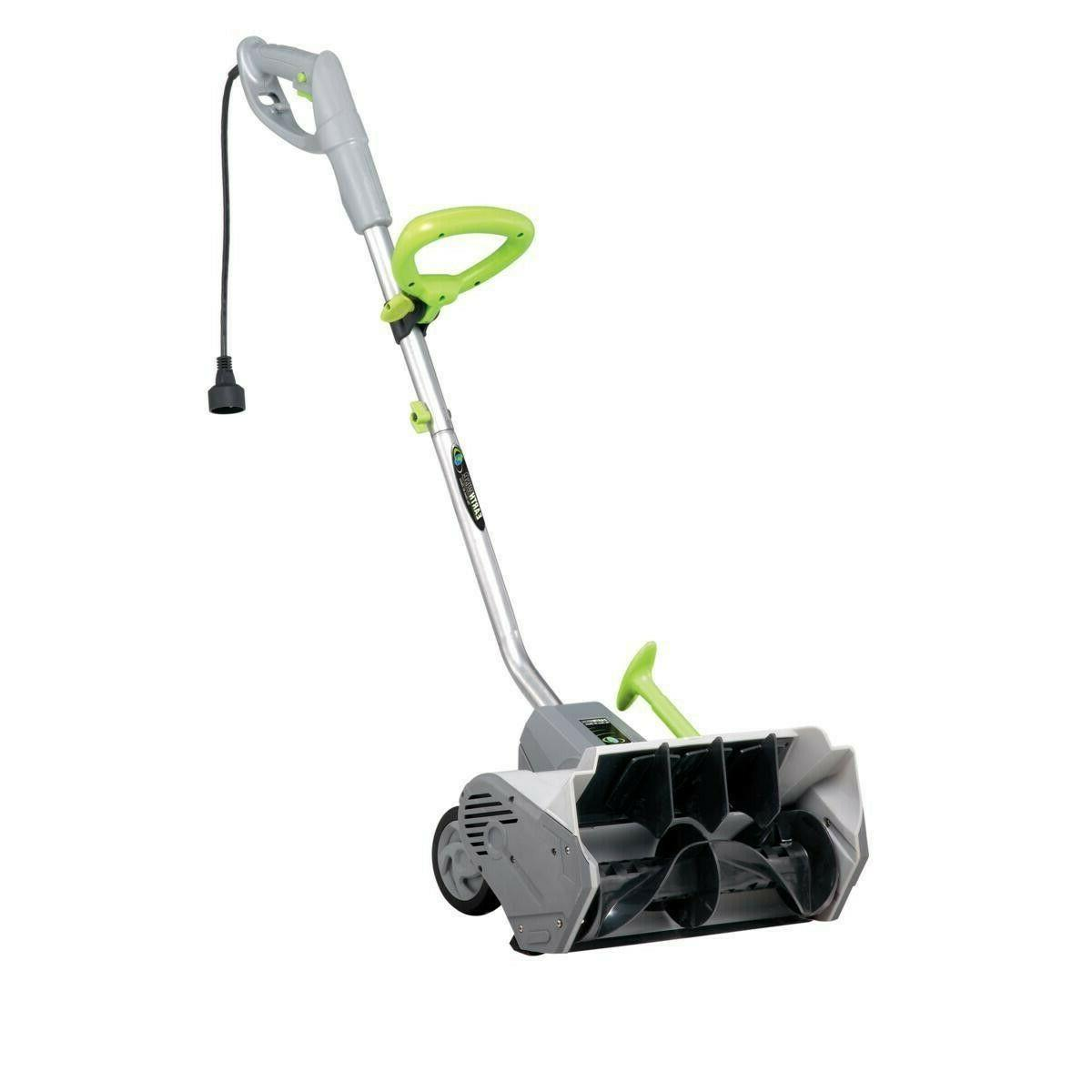 "Earthwise SN70016 Electric Corded 12 Amp Snow Shovel, 16"" Wi"