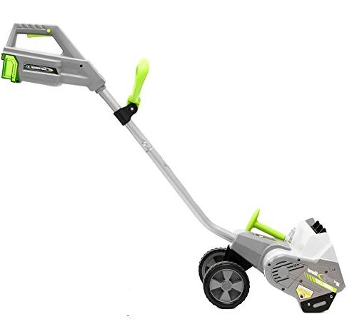 Earthwise Cordless Electric Snow Shovel, Motor, width, 300lbs/Minute