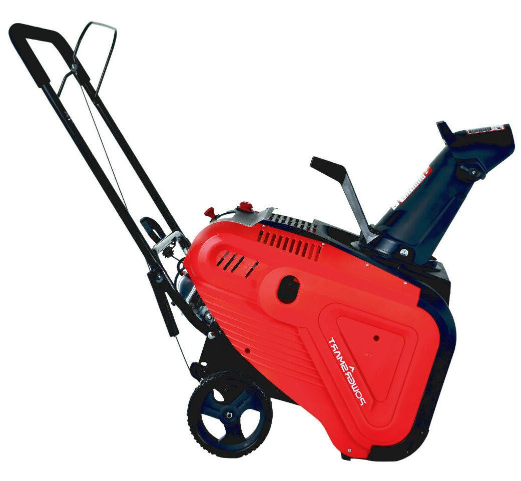 SNOW BLOWER Gas Powered Compact