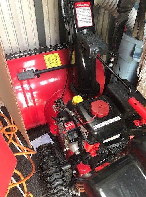 Powersmart Snow Blower, 26""