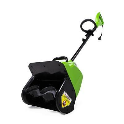 Greenworks Snow Blower 8-Amp 12 Electric Care