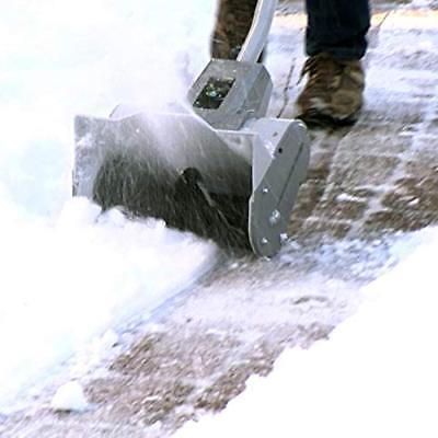 Snow Thrower Scraper Shovel Corded/Cordless