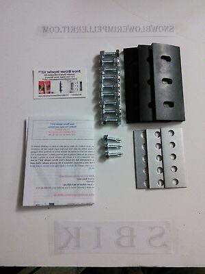 snow blower impeller kit
