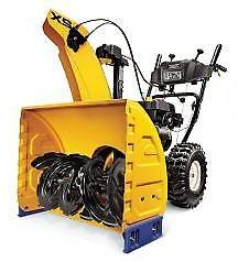 "Cub Cadet Snow Blower Thrower 26"" Two-Stage 243cc OHV ES, CC"