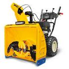 "HD Cub Cadet 3X Snow Blower Thrower 28"" Gas Powered Electric"