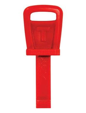 snow thrower key