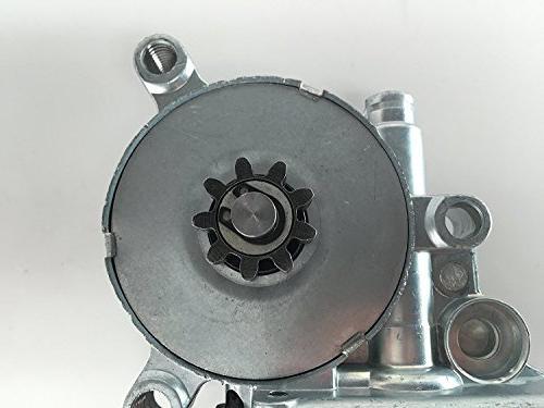 Flip Manufacturing Snowblower Chute Motor Fits YardMan, White