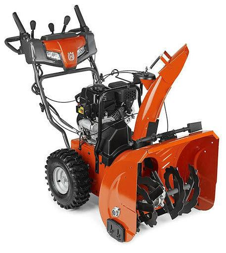 st224 2 stage snow blower save now