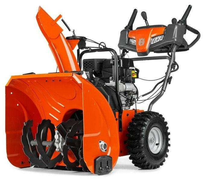 st224 24 208cc two stage snow blower