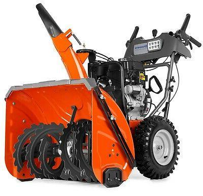 st330p snow blower snow thrower hydro drive
