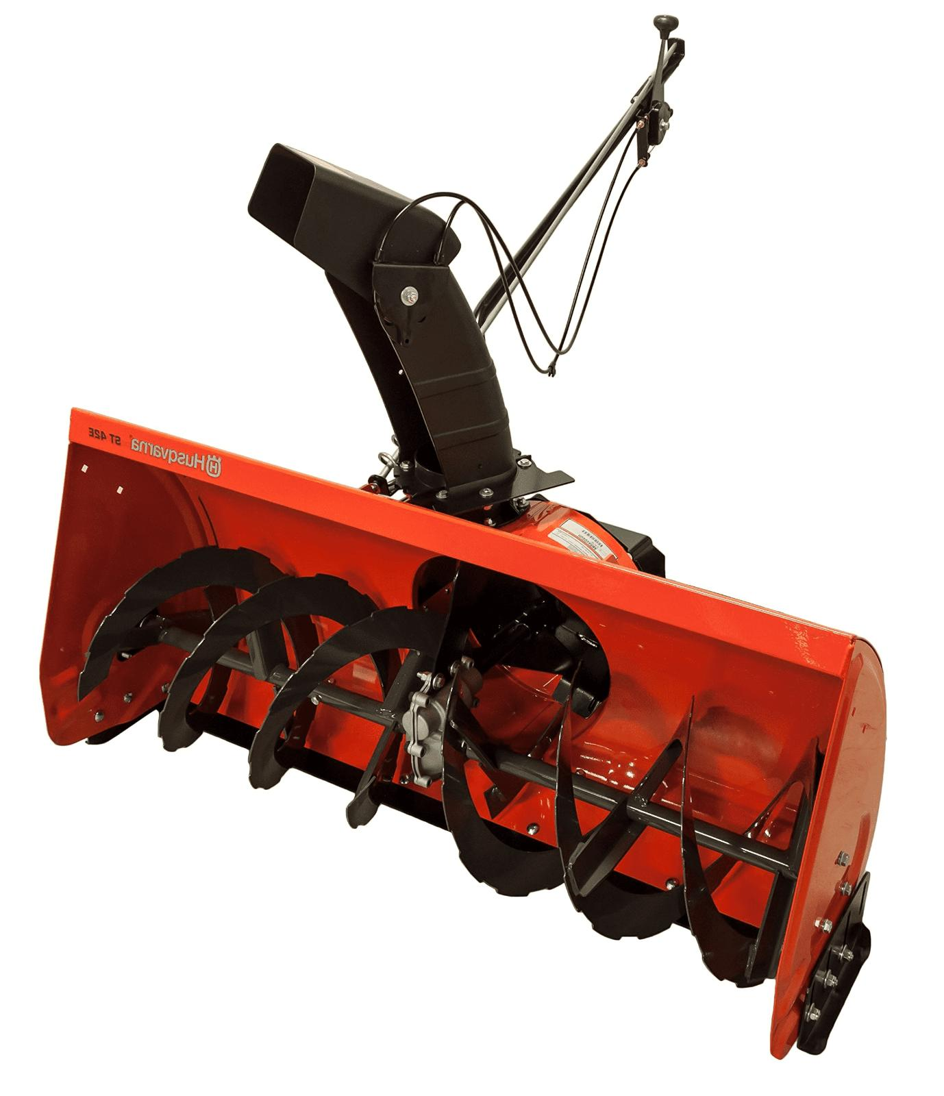 st42e snow thrower attachment