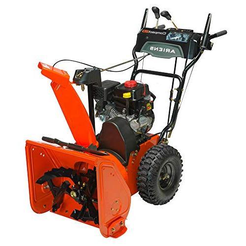 "Ariens 28"" Stage Snow Plow, Orange"