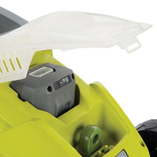 Sun 16 in. Lawn Mower with Brushless Motor