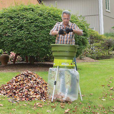 Sun Shredder 13-Amp Leaf -