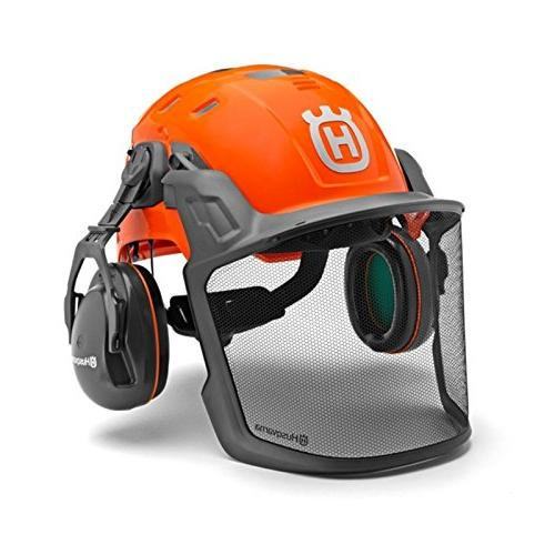 Husqvarna Technical Forest Helmet with 588646001