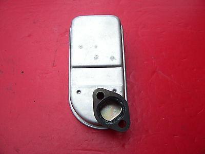TECUMSEH MUFFLER FOR HH60 H70 6 hp Craftsman,