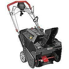 Troy-Bilt Squall XP 208cc Electric Start 21-Inch Single Stag
