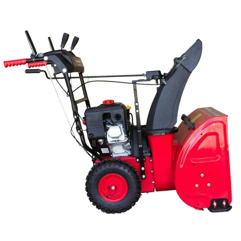 PowerSmart Two-Stage Gas Snow Propelled
