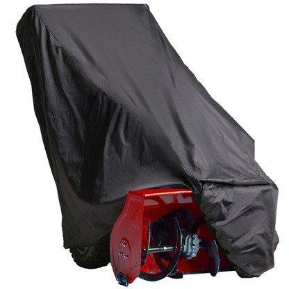 Innovative Snow Cover, Snow Thrower All-Season Cover. Slip Elastic Built Draw-String Storage Duty and Tear Resistant.