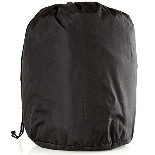 Innovative Gear Snow Cover, Snow Cover. On Elastic Draw-String Duty Polyester, Coated, and Tear