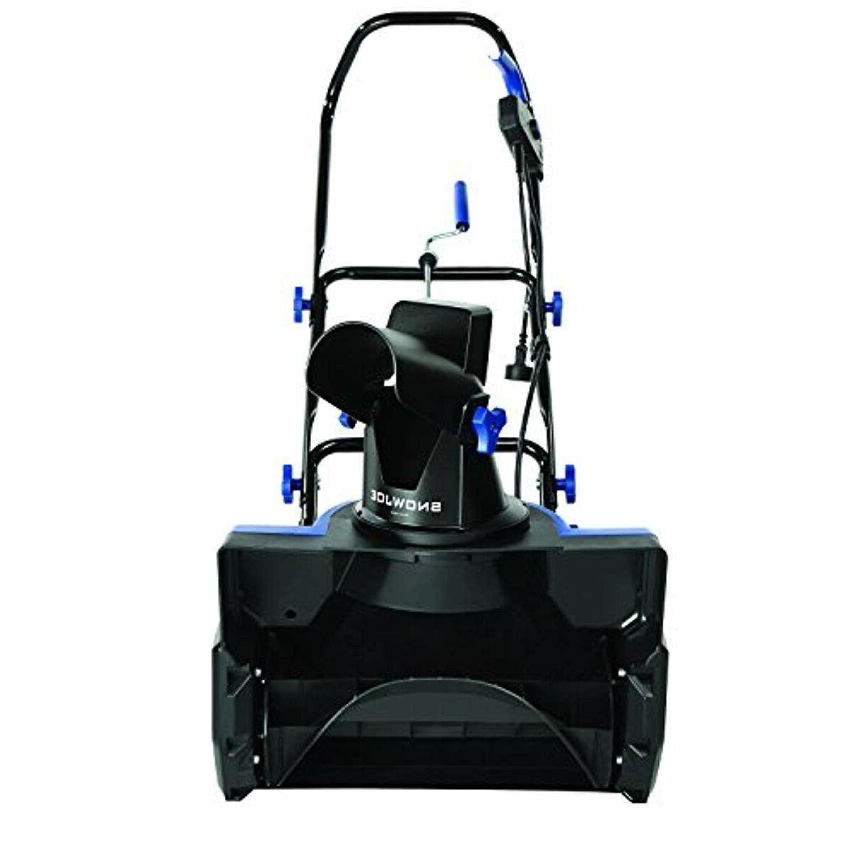 Snow 18-Inch Electric Snow Thrower