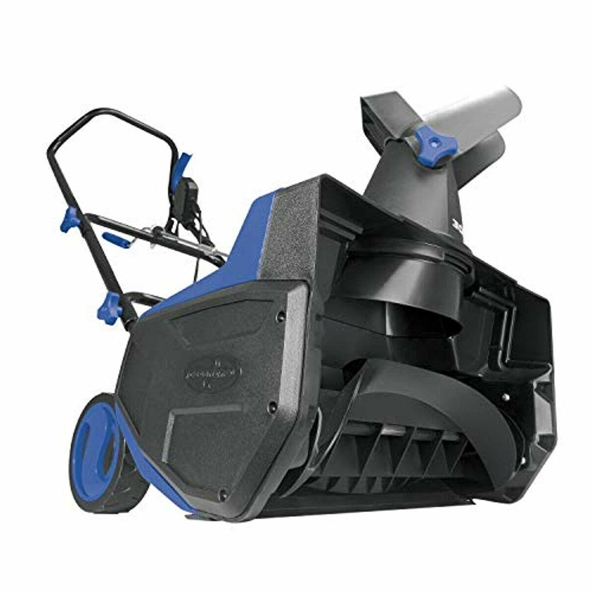 18-Inch Electric Snow Thrower