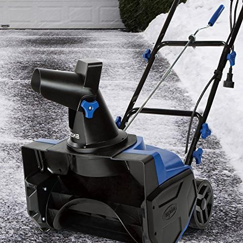 Snow Ultra 18-Inch 13-Amp Electric Snow Thrower