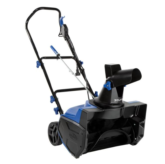 ultra sj618e electric thrower