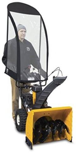 universal 2 stage snow thrower cab fits