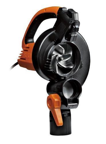 Worx Single Speed TriVac Handheld Electric Vac