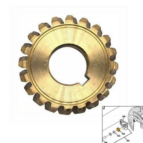 Worm Gear Teeth Snow Blower Repair Part For Bilt 917-04861
