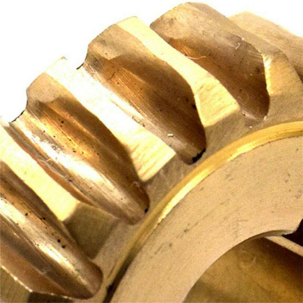 Worm Gear Teeth Snow Blower Repair MTD Troy 917-04861