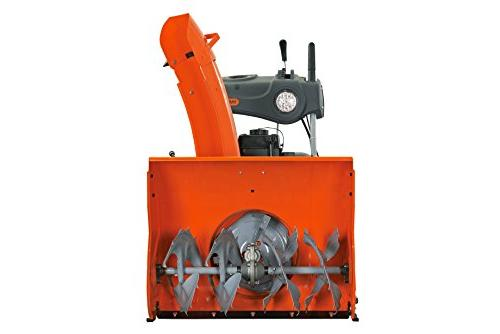 YARDMAX Two-Stage Snow Blower, LCT 208cc, 26""