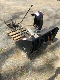 lawn Husqvarna MTD Factory Tractor Mounted 42 in. single-Sta