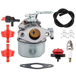 Dxent LH195SP Carburetor w Fuel Filter Line Cut Off Valve fo