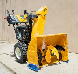 NEW CUB Cadet 28 in. 357cc Three-Stage Electric Start Gas S