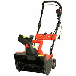 Maztang MT-988 13A Electric Snow Blower, 18""