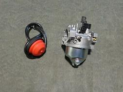 MTD snow blower 951-10736 replacement Carburetor w/ PRIMER 7