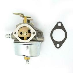 New Carburetor for Tecumseh Snowblower 7hp 8hp HM70 HM80 Tor