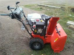 """NEW! ARIENS COMPACT 24"""" 208cc 2-STAGE SNOW BLOWER, ELECTRIC"""