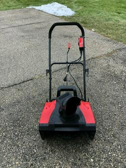 NEW Power Smart DB5023 18-Inch 13 Amp Electric Snow Thrower-