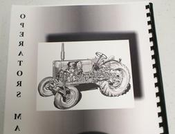John Deere 524 Snow Blower OEM Operators Manual