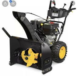New PICK-UP ONLY Craftsman Pro Series 28 357cc 3-Stage Power