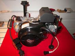 NEW SNOW BLOWER ELECTRIC START 208CC ENGINE PW5H FITS HUSQVA