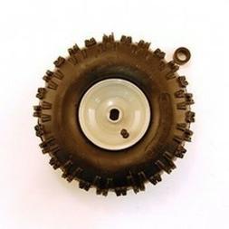 MTD OEM 934-04282B OEM TIRE/WHEEL ASSEMBLY. 10X4 STEEL RIM.