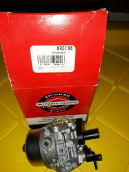 oem GENUINE Briggs & Stratton 801396 - Carburetor Replaces 8