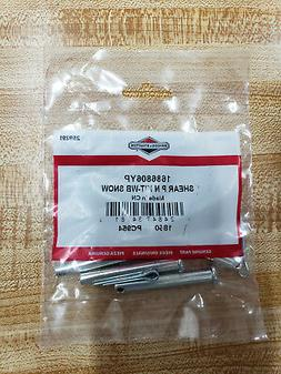 oem part 1686806yp shear pin kit snow