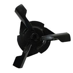 "Ariens OEM 14"" Three Blade Impeller 00485551"